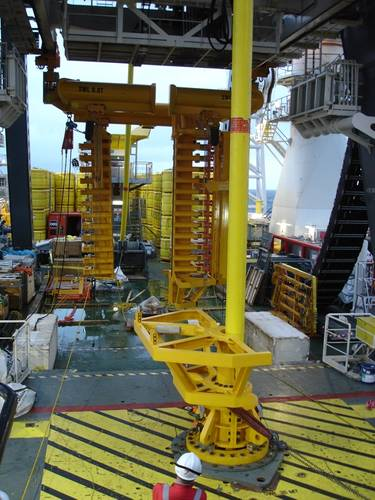 TABP system for Subsea7