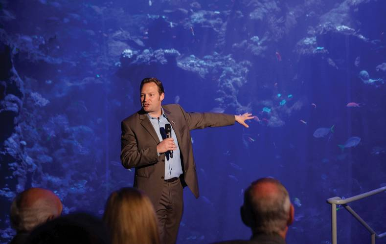 """Through the prize, we aim to catalyze ocean acidification research, spur the  development of the ocean services industry, inspire innovations in ocean sensing technology  and stimulate the free market to meet the growing demand for ocean pH sensors by producing inexpensive, accurate and durable sensors that can be deployed on many platforms."" Paul Bunje, XPRIZE's, Senior Director of Oceans"