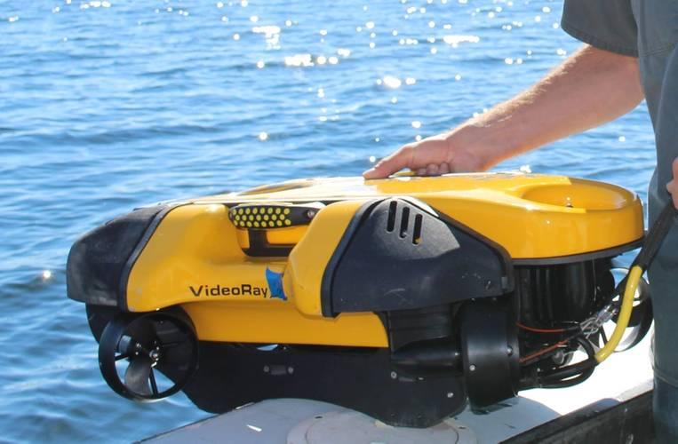 VideoRay Mission Specialist ROV (Photo: Greensea)