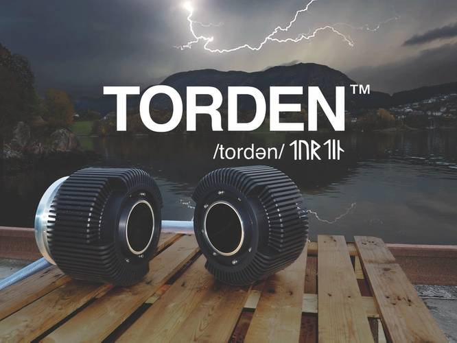 WiSub's Torden, ready to offer something a little more benign than lightening. (Image: WiSub)
