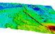 High resolution 3D bathymetry seabed map generated in real-time by KATFISH system Photo: Kraken Robotics Inc.