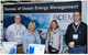 Members of the BOEM team, a conference Patron – thanks! (Photo courtesy of Rick A. Smith)