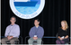 Plenary panelists from the University of Washington discussed offshore technology to reduce risk of earthquake damage. (Photo courtesy of Rick A. Smith)