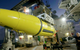 The AUV returns to the RV Petrel. (Photo courtesy of Paul G. Allen)