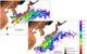 Sanchi oil spill modeling - February 2018 (Image: NOC)