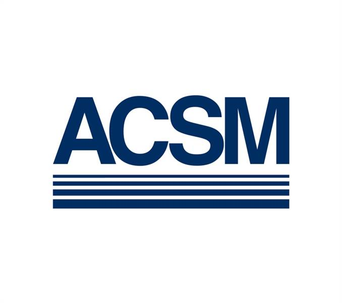 Acsm Marine Technology News
