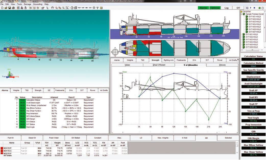 New Software Requirements for Tankers & Bulkers