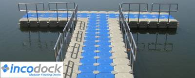 T-Shaped Floating Systems are mostly used in rivers to avoid unnecessarily extending the dock outward into the water.