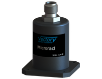 Microrad subsea rugged tilt sensor