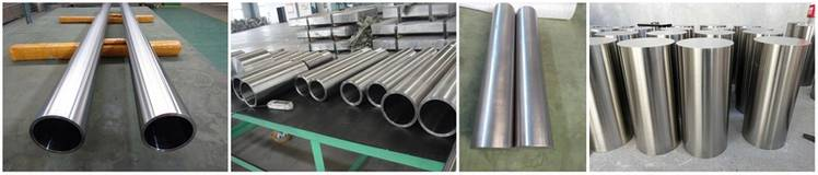 Titanium Heavy Wall Tubes & Solid Bars