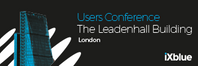 logo of iXblue Annual Users Conference