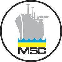 Military Sealift Command Logo