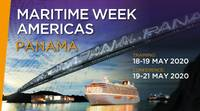logo of MARITIME WEEK AMERICAS