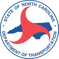 NC Department of Transportation Ferry Division Logo