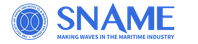logo of SNAME