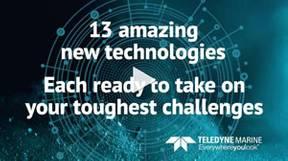 Teledyne Virtual Product Launch Week: June 21-25, 2021