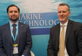 Marine Technology TV Interviews EvoLogics' Francisco Bustamante