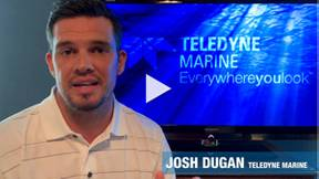 Let Josh Dugan tell you the top 5 reasons why you need a NEW Teledyne BlueView M Series Mk2 Scanning Sonar…