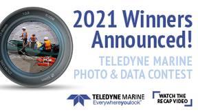 Teledyne Marine Photo & Data Contest