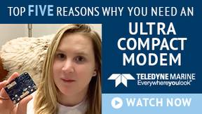 Top Five Reasons Why You Need an Ultra Compact Modem