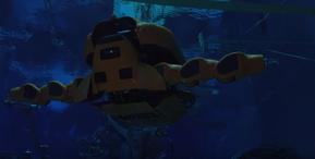 Underwater Vehicle 'Breakdance' ShareEmbedEmail