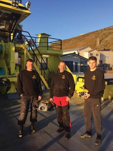 A crew of 3 successfully operates the Mission Specialist and the VideoRay Pro 4 on a variety of aquaculture missions in Norway.